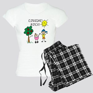 Cousins Rock One Women's Light Pajamas