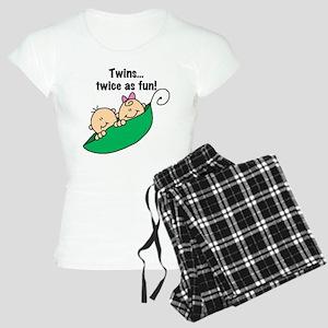 Twins Twice as Fun Women's Light Pajamas