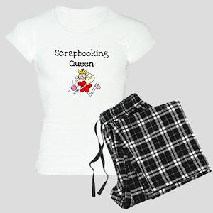 Scrapbooking Queen Women's Light Pajamas