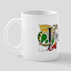 Jennings Celtic Dragon Mug