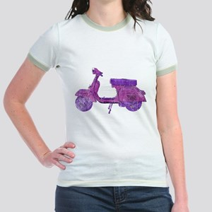 Vintage Worn Scooter Jr. Ringer T-Shirt