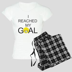 Reached My Goal Women's Light Pajamas