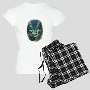 Wishing Frog Women's Light Pajamas