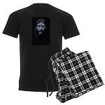Rasputin Men's Dark Pajamas