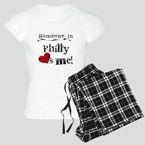 Philly Loves Me Women's Light Pajamas