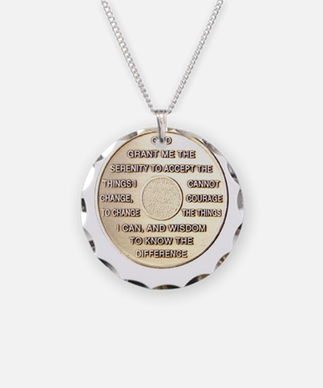 SERENITY COIN Necklace