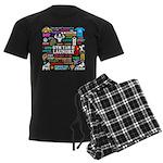 Jersey GTL Men's Dark Pajamas