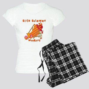 Girls Getaway Weekend Women's Light Pajamas