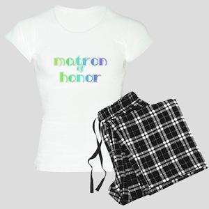 Matron of Honor Women's Light Pajamas