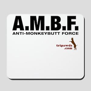 A.M.B.F. Mousepad
