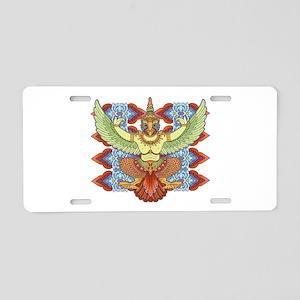Garuda Aluminum License Plate