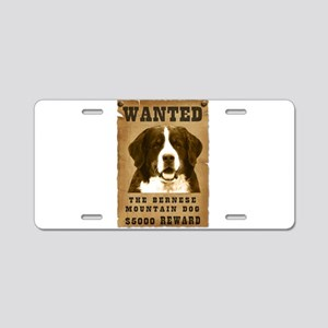 """Wanted"" Bernese Mountain Dog Aluminum L"