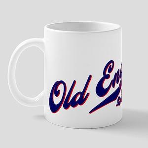 Old English Sheepdogs SCRIPT Mug