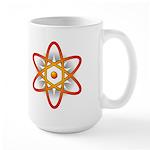 Large Atomic Coffee Mug