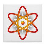 Atomic Tile Coaster