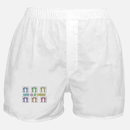 Nurse XXX Boxer Shorts