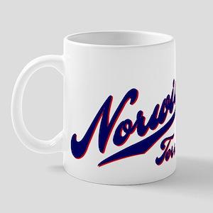 Norwich Terriers SCRIPT Mug