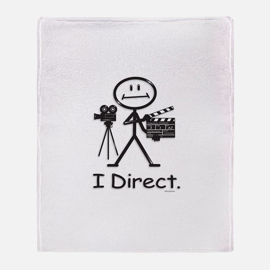 Director Throw Blanket