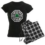 Dharma Lucky Women's Dark Pajamas