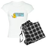 Cat Spoken Here Women's Light Pajamas