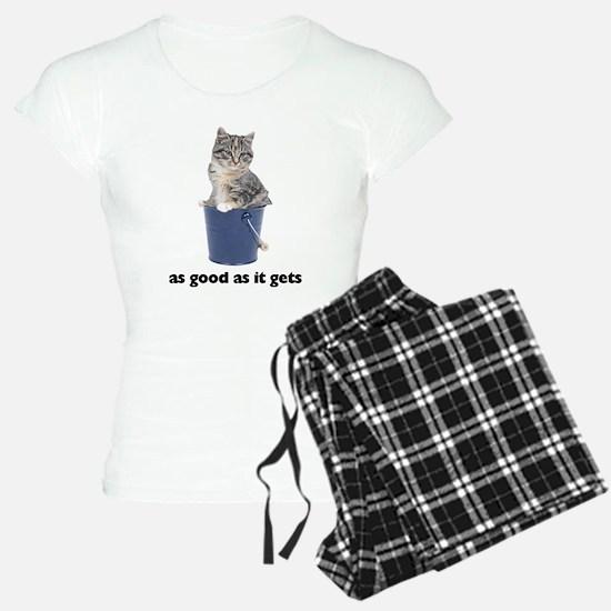 Tabby Cat Photo Pajamas
