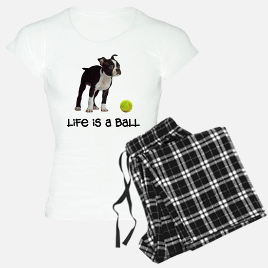 Boston Terrier Life Pajamas