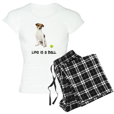 Jack Russell Terrier Life Women's Light Pajamas