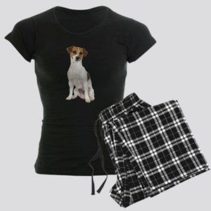 Jack Russell Terrier Women's Dark Pajamas