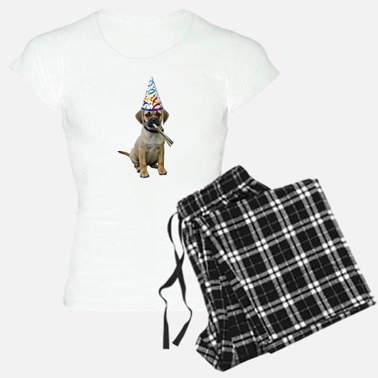 Puggle Party Pajamas