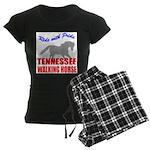 Pride Tennessee Walking Horse Women's Dark Pajamas