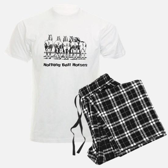 Nothing Butt Horses Pajamas