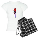 Scarlet Macaw Women's Light Pajamas