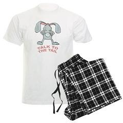 Talk To The Tail Rabbit Pajamas