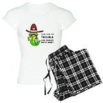 Funny Tequila Women's Light Pajamas