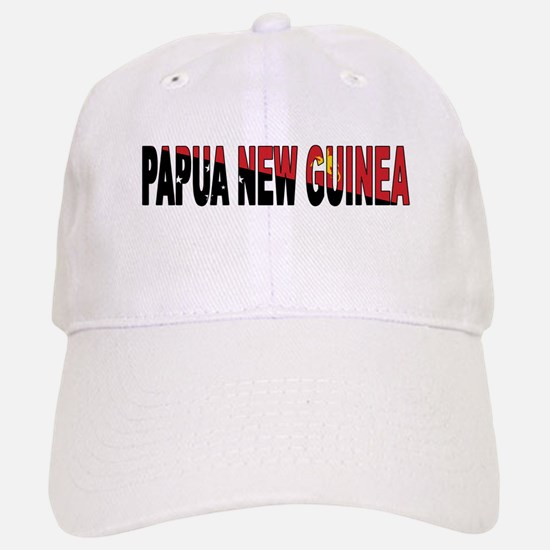 Papua Baseball Baseball Cap