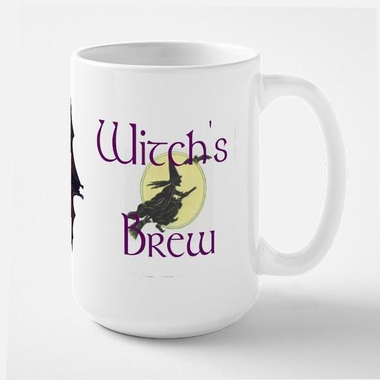 Witch's Brew Large Mug