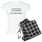 Aspergers Awareness Women's Light Pajamas