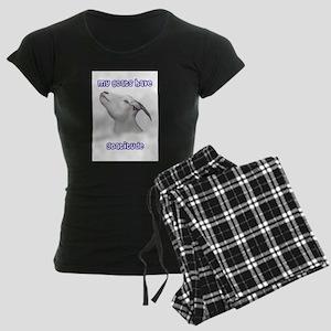 GoatitudeT Women's Dark Pajamas