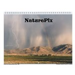 NaturePix Wall Calendar