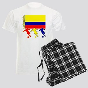 Colombia Soccer Men's Light Pajamas