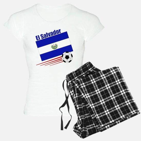 El Salvador Soccer Team Pajamas