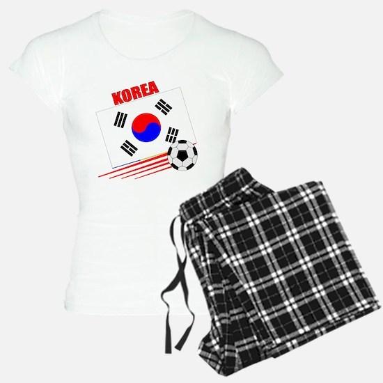 Korea Soccer Team Pajamas