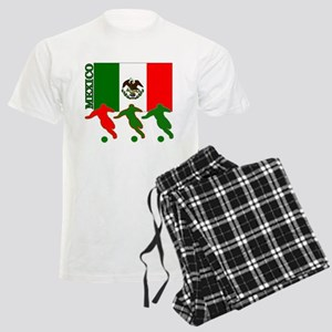Soccer Mexico Men's Light Pajamas