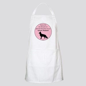 Girls Best Friend - GSD Apron