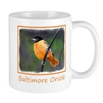 Baltimore Oriole 11 oz Ceramic Mug