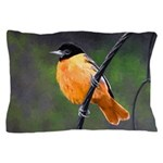 Baltimore Oriole Pillow Case