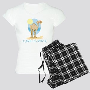 Camels Rock Women's Light Pajamas