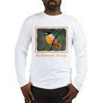 Baltimore Oriole Long Sleeve T-Shirt
