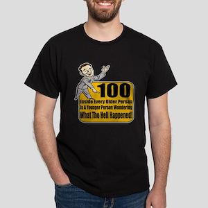 100th Birthday Dark T-Shirt