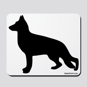 GSD Silhouette Mousepad